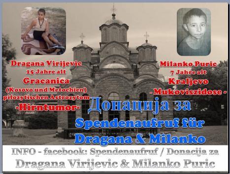 Dragana und Milanko