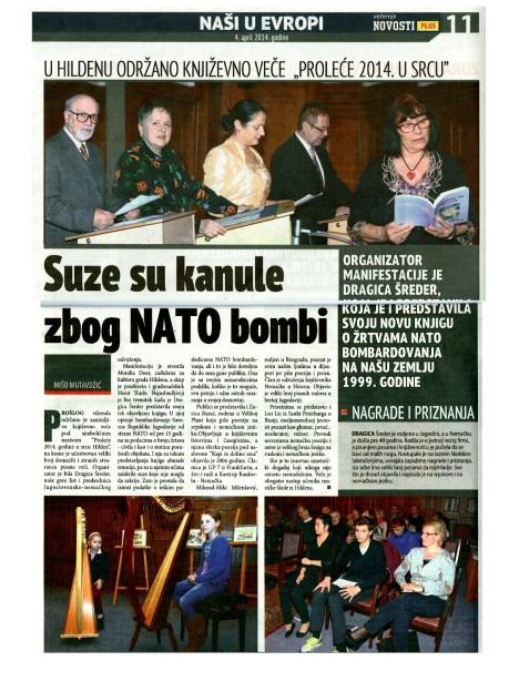 Vecernje Novosti plus