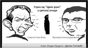 Djogović karikature, slike
