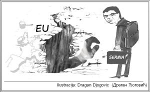 Srbija srlja u ponor...